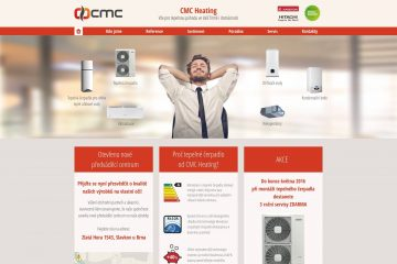 CMC Heating